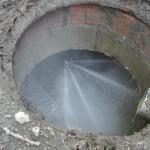 Очистка канализационных систем