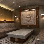 Строительство турецких бань