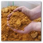 Плотность песка строительного