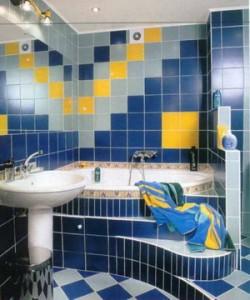 Керамическая плитка для ванной и кухни