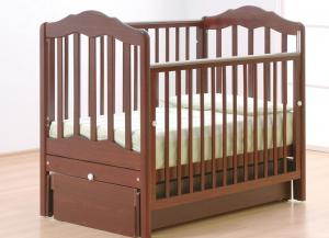 Удобная кроватка Гандылян Анастасия