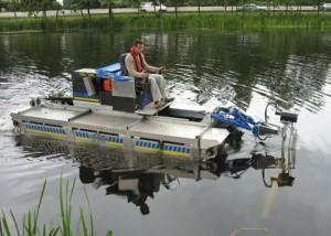 Современные способы очистки водоемов