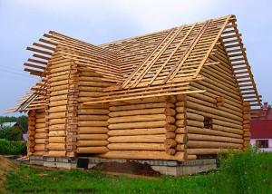 Строительство деревянных домов в Тюмени