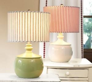 Как выбрать настольную лампу