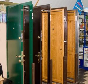 Установка стальных дверей в Москве