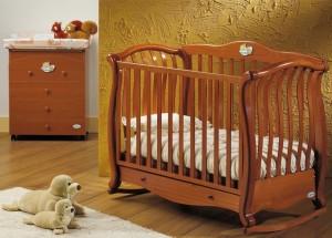 Детские кроватки для здорового сна