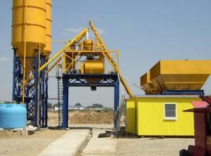 Оборудование для изготовления бетона в городе