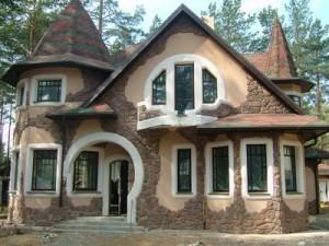 Как построить свой дом на камне