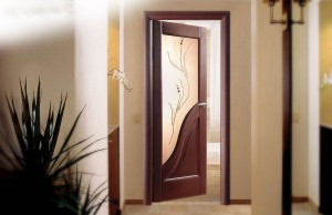 Двери шпон межкомнатные