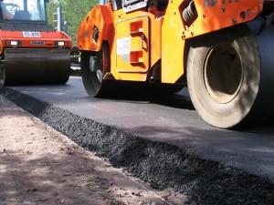 Особенности строительства дорог в большом городе