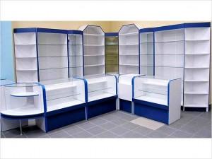 Торговая мебель для продуктового магазина
