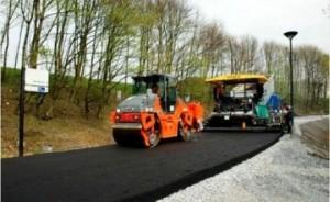 Капитальное строительство дорог