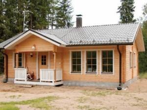 Северные брусовые дома