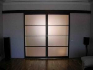 Раздвижные межкомнатные двери софья