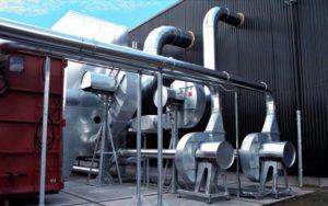 Принудительная вентиляция производственных помещений