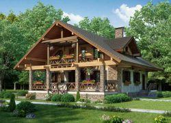 Купить комфортный загородный дом