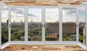 Окна на балкон с доставкой