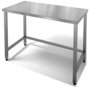 Производственные столы из нержавеющей стали